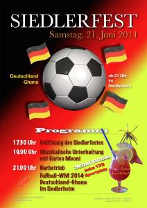 Siedlerfest 2014